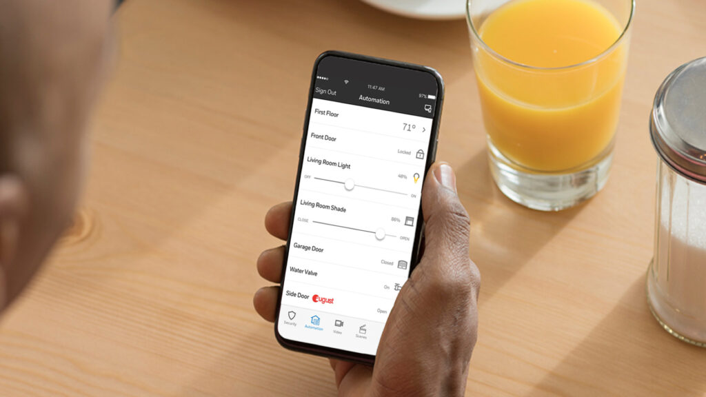 Total Connect Smart Home